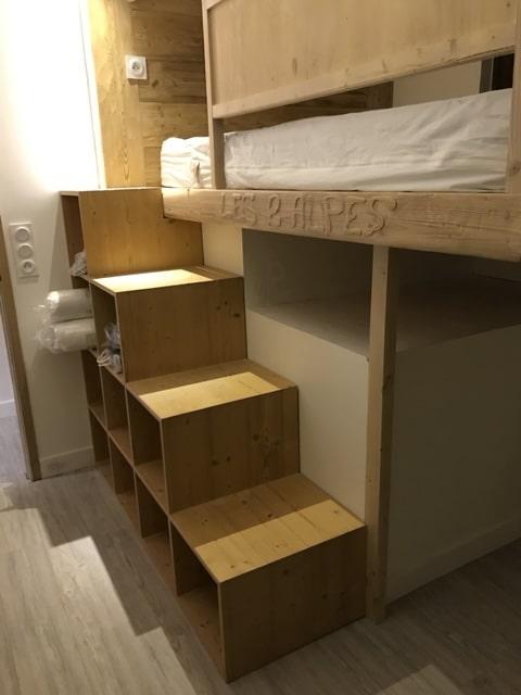 Rénovation complète d'un appartement aux Deux Alpes