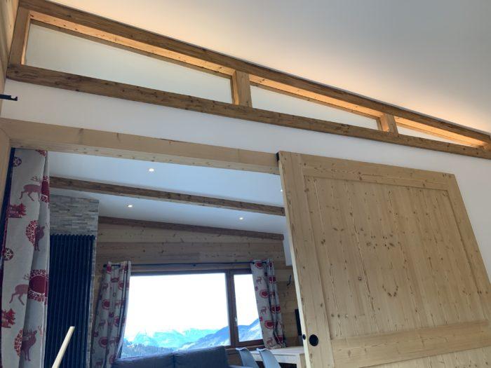 Rénovation complète d'un appartement à Courchevel 1600
